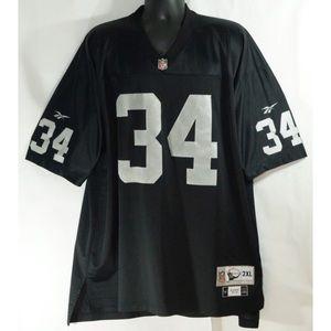 Los Angeles Raiders Bo Jackson Jersey XXL